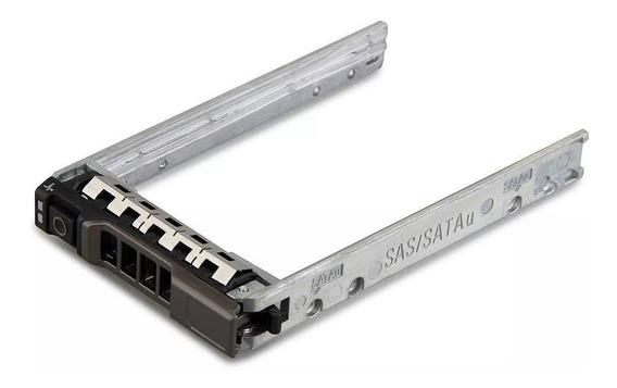 Gaveta Hd Servidor Dell 2.5 G176j R420 R430 R620 R630 R720