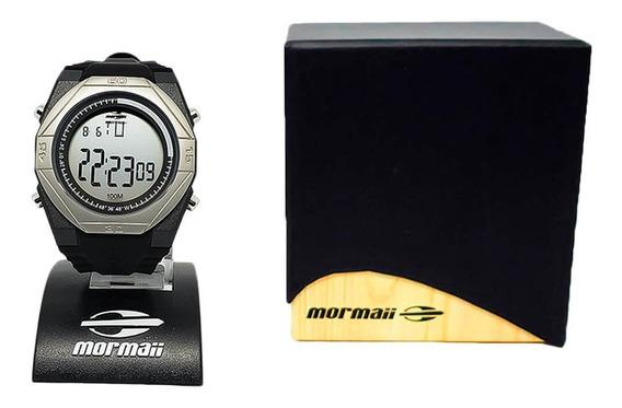 Relógio Digital Masculino Mormaii Mo3374c/8p Nota Fiscal