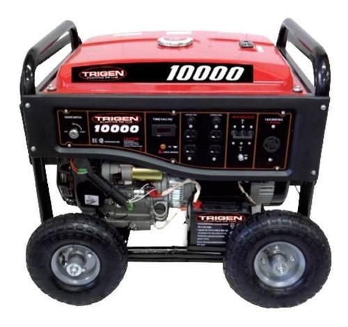 Imagen 1 de 1 de Generador portátil Trigen 10000 Dual Fuel 10000W 120V/240V