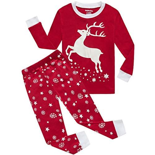 Dolphin&fish Niños Y Niñas Navidad Pijama