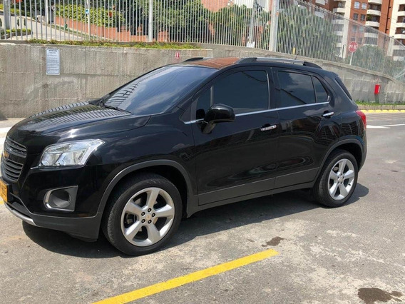 Chevrolet Tracker Lt Awd At 4x4 Full Equipo
