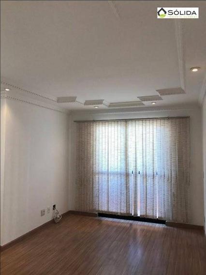 Apartamento Para Locação Chácara Primavera No Eloy Chaves - Ap0669