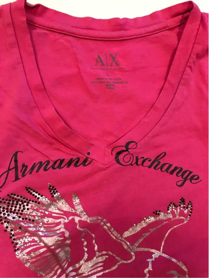 Remera Armani Exchange Importada