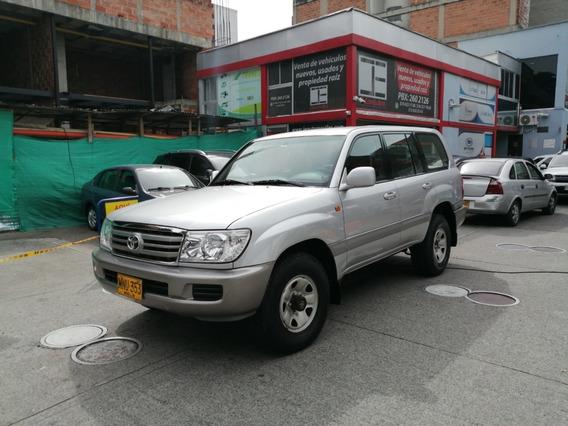Toyota Land Cruiser 100 At 4.7 2007 Perfecto Estado