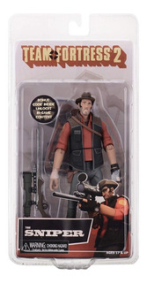 Neca Team Fortress 2 Series 4 Red Sniper