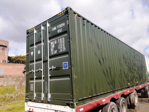 Container Contenedores Maritimo Usado 20' / 40' Mar De Ajo