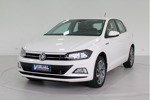 Imagem 1 de 14 de Volkswagen Polo 1.0 200 Tsi Highline Flex Automático - 2019