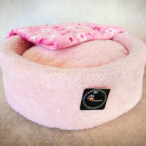 Cuna  Peluche Base Impermeable, 45 Y 55 Cm. Hasta 18 Cuotas