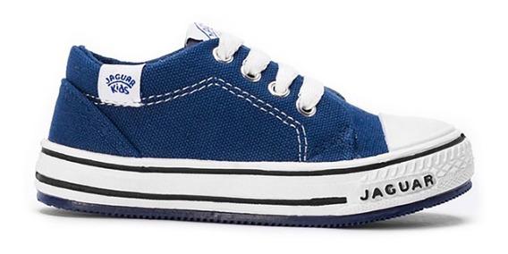 Zapatillas Jaguar Niños Niñas Talle 17 A 26