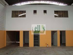 Galpão Comercial Para Venda E Locação, Jardim Piratininga, Osasco - Ga0026. - Ga0026