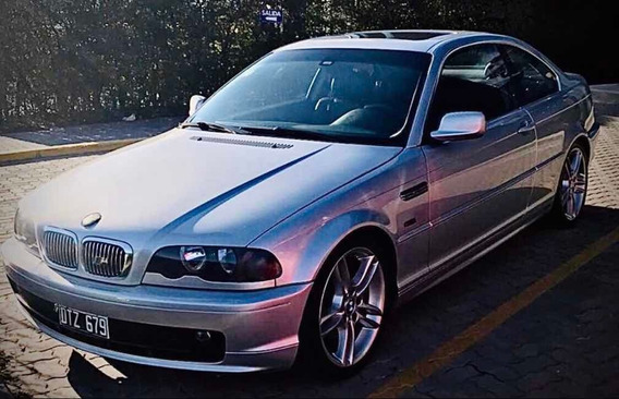 Bmw 325 2001 Coupe