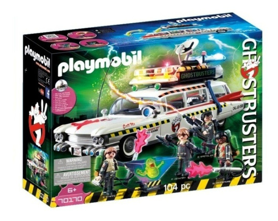 Playmobil - Ecto 1a Ghostbusters
