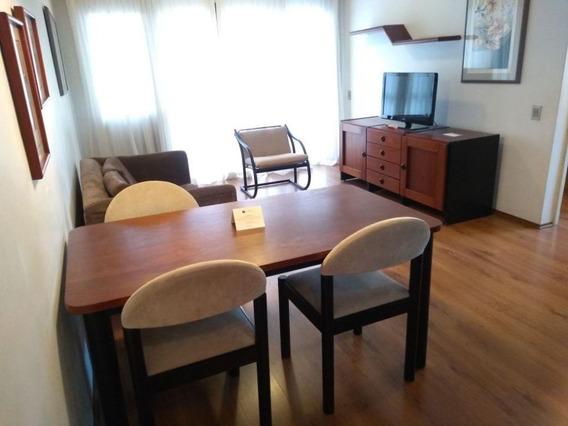 Flat Com 2 Dormitórios, 84 M² - Centro - São Bernardo Do Campo/sp - Fl0134