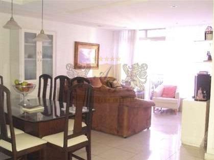 Imagem 1 de 15 de Apartamento 4 Quartos 1 Vaga Icaraí - 4009