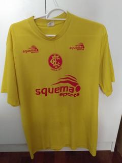 Camisa Do Inter De Santa Maria,de Treino