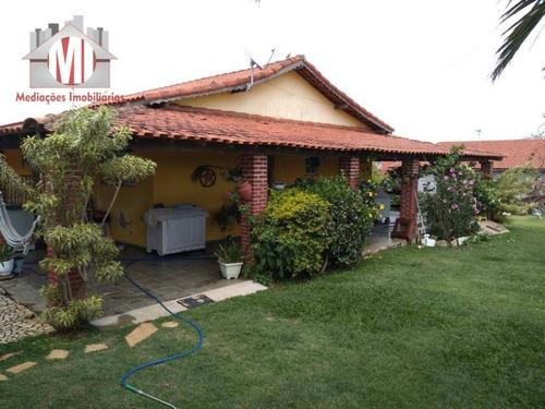 Chácara Com 2 Dormitórios À Venda, 1100 M² Por R$ 320.000,00 - Zona Rural - Pinhalzinho/sp - Ch0582