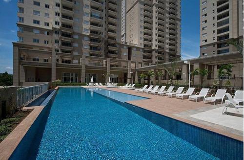 Cobertura Com 3 Dormitórios À Venda, 171 M² Por R$ 1.430.000,00 - Alphaville Conde Ii - Barueri/sp - Co0011