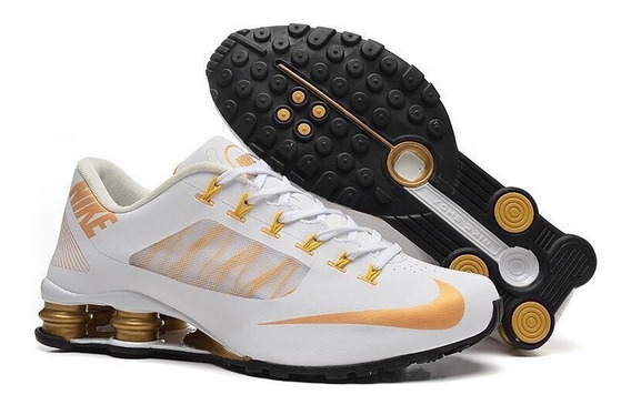 Tênis Nike Shox R4 Original - Na Caixa 12x S/ Juros Envio24h