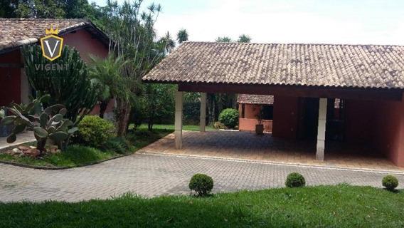 Chácara Residencial À Venda - 3000 M² - Ivoturucaia - Jundiaí/sp - Ch0029