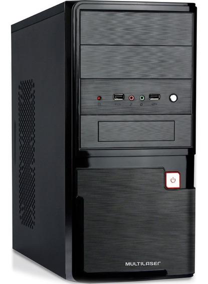 Cpu Core I3 8100 8ª Geração Com 8gb De Ram, Ssd 120gb, Wi-fi