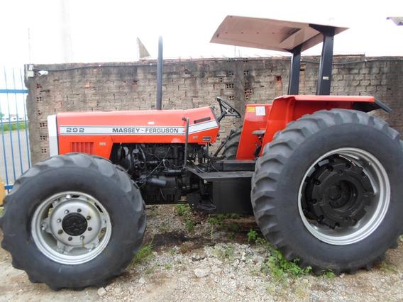 Trator Massey Ferguson 292 4x4 Ano 2001