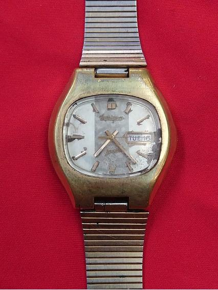 Reloj Seiko Automático 100% Funcional Antiguo