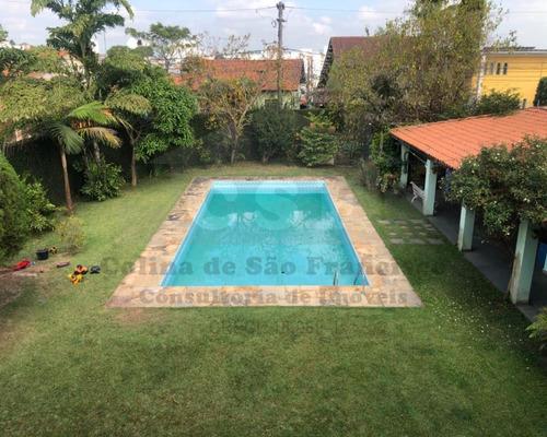 Imagem 1 de 30 de Casa De 394m²  4 Dormitórios City Bussocaba - Osasco - Ca04889 - 69486861