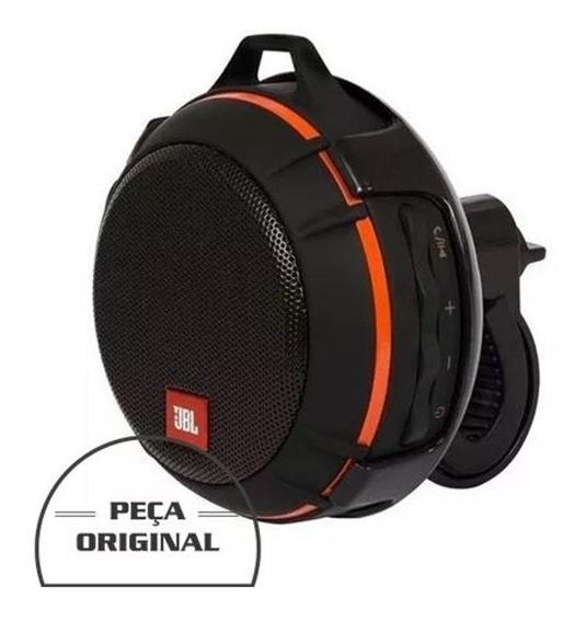 Caixa De Som Portátil Jbl Wind Bluetooth Motos E Bike Com Nf
