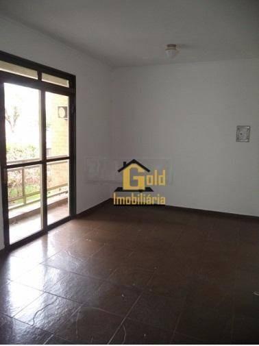 Apartamento Com 2 Dormitórios No Bairro Alto Da Boa Vista - Ribeirão Preto/sp - Ap2227