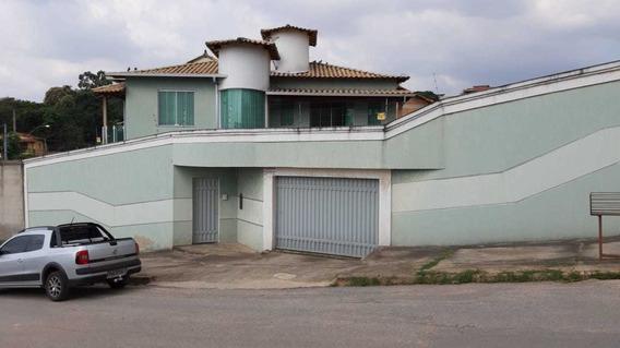 Casa Com 4 Quartos Para Comprar No Milanez Em Contagem/mg - 46286