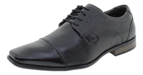 Sapato Masculino Social Creta Ferracini - 4861538g Preto
