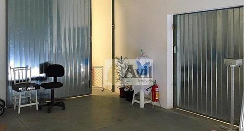Prédio Para Alugar, 260 M² Por R$ 4.800/mês - Vila Alpina - Pr0033