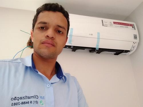 Mf-climatização. Instalação, Manutenção E Higienização