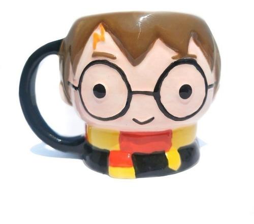 Taza Harry Potter 3d