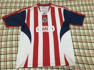 Camisa Oficial Raríssima Chivas Guadalajara Centenário Mexic