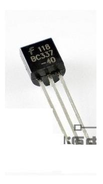 Transistor Bc337-40 To-92 Minimo 5 Pçs