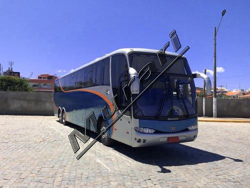 Imagem 1 de 6 de Onibus Paradiso 1200 Scania-k380 2006 Trucado 44 Lug Ref 536