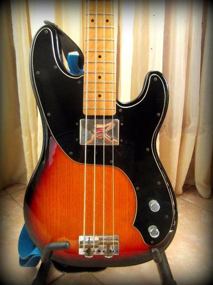 Vendo Bajo Electrico Fender Squier Tipo Telecaster