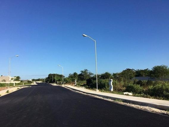 Lotes Residenciales En Yucatan, 100% Urbanizados Y Con Agua Potable