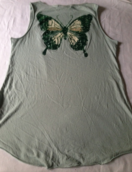 Remera Kosiuko Talle S Verde Agua Original Hermosa!!!!!!!!!!