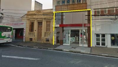 Salão Para Aluguel Em Centro - Sl004762