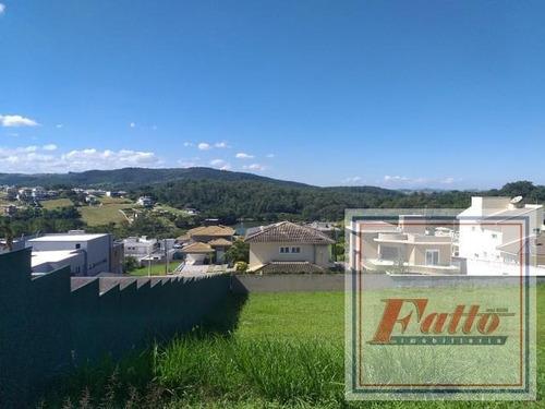 Terreno Em Condomínio Para Venda Em Itatiba, Condominio Villagio Paradiso - Te0061_2-1170185