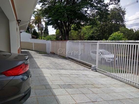 Casa À Venda Em Parque Taquaral - Ca019806