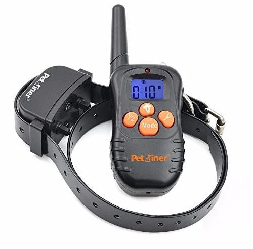 Entrenador De Perros Petrainer E-collar Pet998n1 Safe Beep