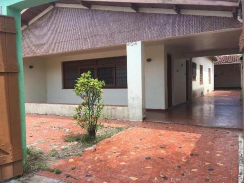 Imagem 1 de 14 de Ótima Casa Lado Praia No Cibratel 1 Em Itanhaém - 5090   Npc