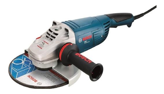Esmerilhadeira Ang. 9 2600w 220v Gws 26-230 - Bosch
