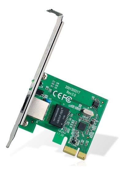 Adaptador De Rede Gigabit Pci Express Tp-link Tg-3468