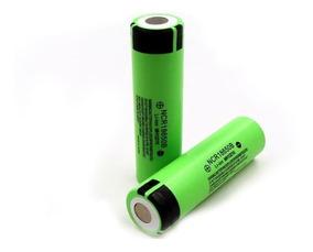 Bateria Original 18650b 3.7v 3.400mah Panasonic Recarregavel