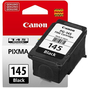 Cartucho Preto Canon Pg145 Pixma Mg2410/2510 Original