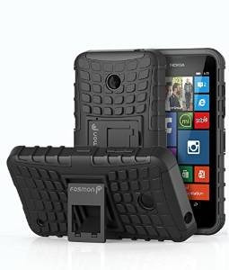 Fosmon [rugged] Nokia Lumia 630, Nokia Lumia 635 Case - Hybo